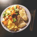 Seehecht-Kartoffeln-und- Gemüse